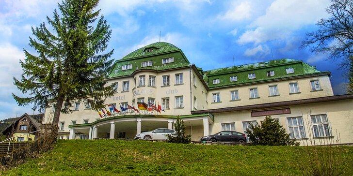Jarní rodinný pobyt ve Špindlu s nabitým all inclusive a oddychem ve wellness