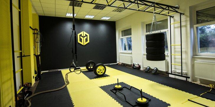 Lekce v GarageGymu: vstupy na kruháč, jógu, pilates nebo cvičení pro děti