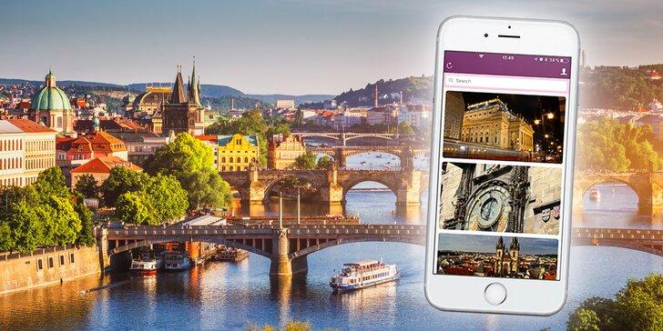 Praha hrou: Poznejte pomocí mobilní aplikace nejzajímavější kouty města