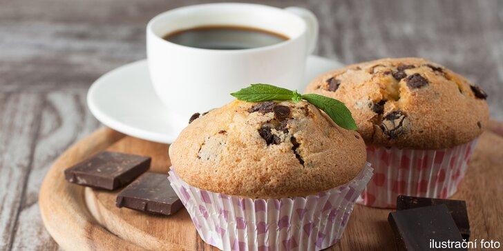 Zastavte se pro něco dobrého: horký nápoj & dezert bez éček s sebou