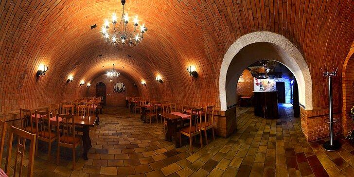 Jižní Morava na 3 dny: Odpočinek pro 2 v Břeclavi s vínem i zábavou