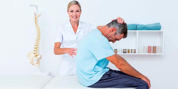 Uleví vašim zádům: balíček s masáží, zábalem a dalšími ozdravnými procedurami