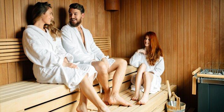 Otužením proti bacilům: 90 minut v privátní finské sauně pro 2–6 osob
