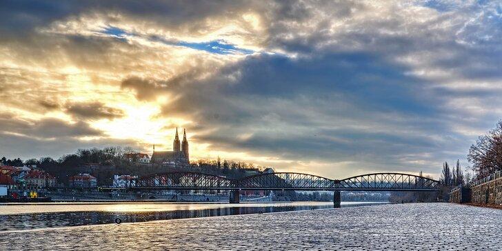 2-3 dny v krásném hotelu v centru Prahy: advent i zimní pohoda