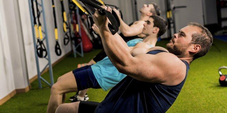 Od ledna do formy - 4týdenní fitness kurz pro muže