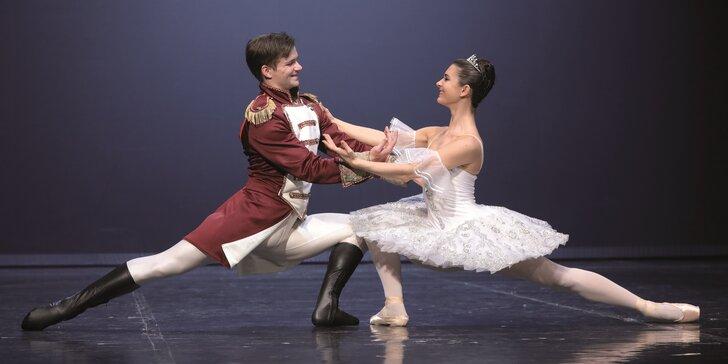 Baletní představení Louskáček – krásná klasika pro malé i velké