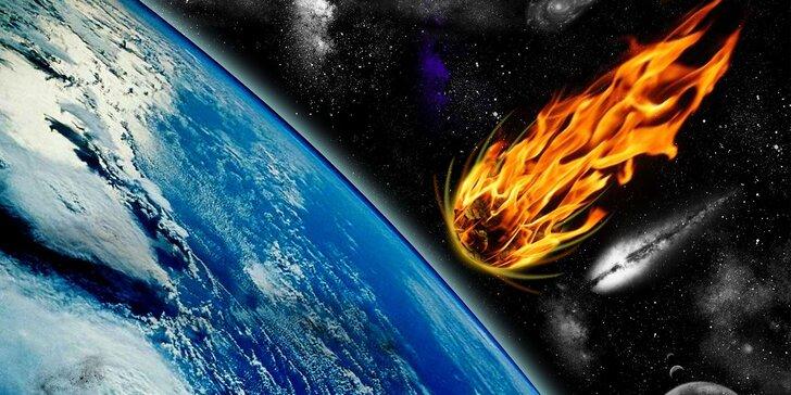 Zachraňte planetu Zemi: Úniková hra Armageddon Project až pro 5 hrdinů