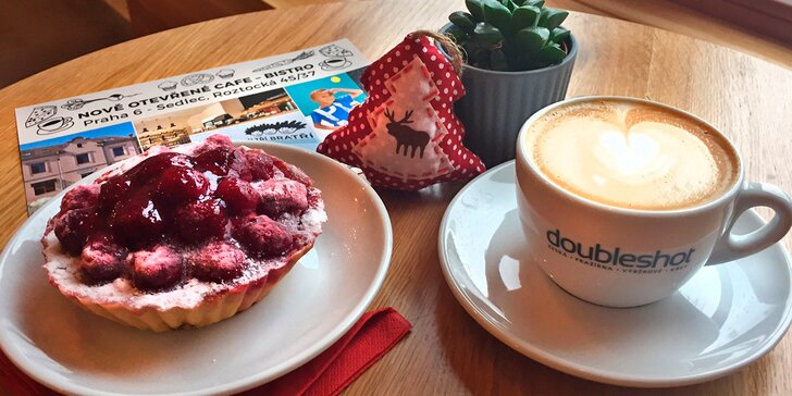 Mama blogerka testuje: káva, čokoláda a něco na zub v rodinném bistru s hernou
