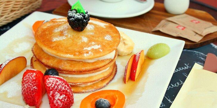 Vyberte si, jak začnete den: lehká, sladká či anglická snídaně v centru Ostravy