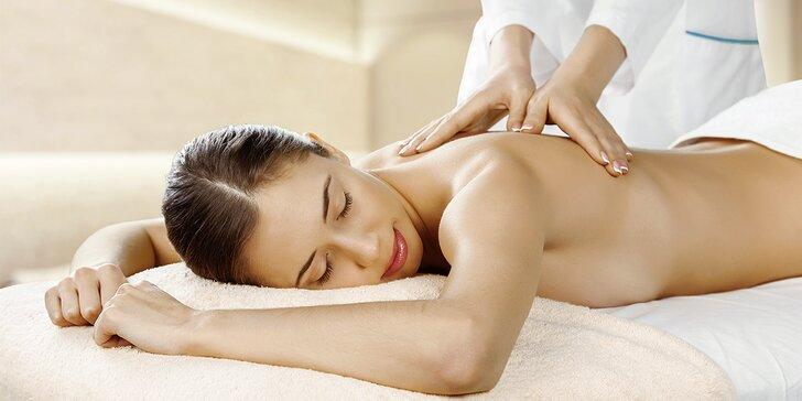 Ať vás nebolí záda: permanentka na 3 zdravotní masáže v Centru zdravých zad