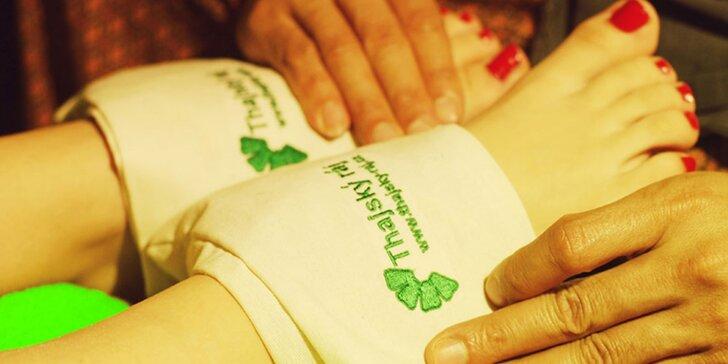 Královské hýčkání: Royal bylinná masáž nohou a Garra Ruffy rybičky