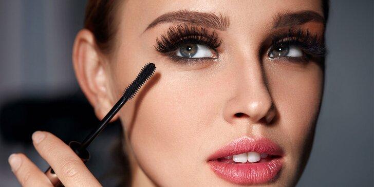 Krása skrytá v detailu: kurz líčení s profesionální vizážistkou pro 1 nebo 2