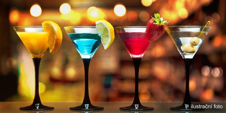 Večírek v barvách Tribunalu: 2 až 6 ze čtyř druhů koktejlů v centru Brna