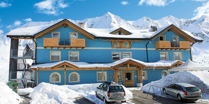 Passo Tonale: 5 či 7 nocí v 3* hotelu blízko centra Tonale i jižního svahu skiareálu