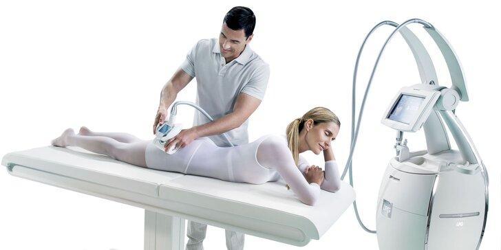 Přístrojová lipomasáž celého těla – 1 ošetření nebo permanentka