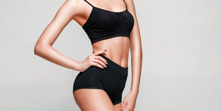 Krásná postava a odbourání tuku pomocí kavitační liposukce