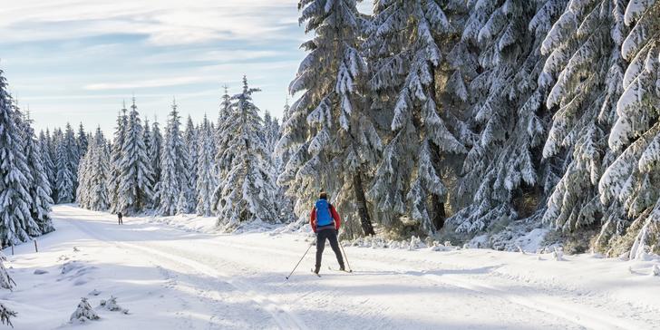 Na lyže či za turistikou do Jeseníků: Pronájem apartmánu pro dva i rodinu