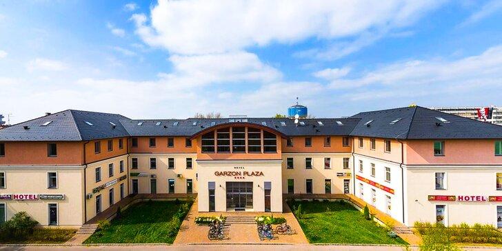 Wellness pobyt vč. vstupu do termálních lázní v Győri, děti do 5,99 let zdarma