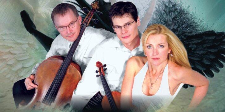 Novoroční koncert operních hvězd