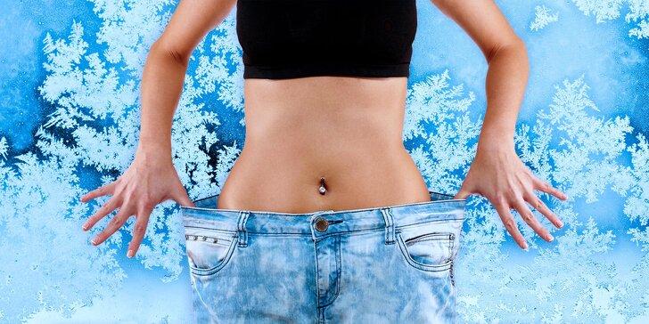 Pošlete špíčky k ledu: 5x bezbolestné ošetření kryolipolýzou