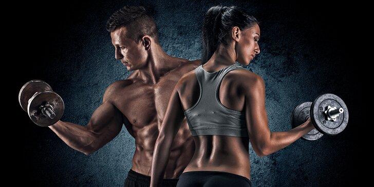 Permanentky na neomezený vstup do fitness a do infrasauny: 3, 6 i 12 měsíců