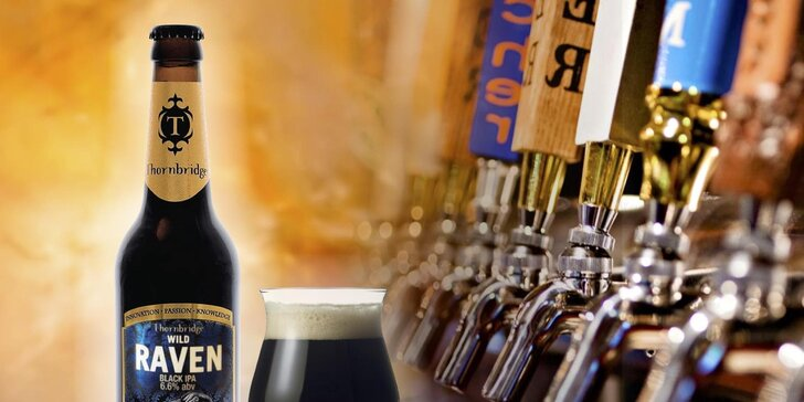 Tři vynikající britské pivní speciály značky Thornbridge