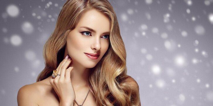 Relaxační a omlazující kosmetické ošetření pleti v délce 90 minut NEBO 80minutové hloubkové čištění pleti