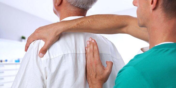 Masáže pro seniory, aromaterapie a termoterapie na 2 nebo 4 hodiny