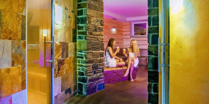 Dovolená bez signálu na Olomoucku: saunový svět, polopenze a zážitky