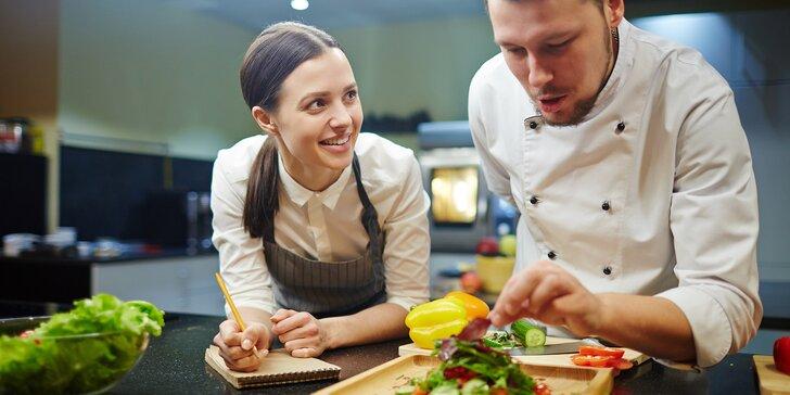 Veganské kurzy vaření: 4 hodiny teorie i praxe s ochutnávkou jídel