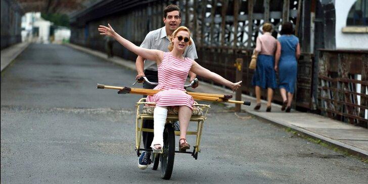 Trilogie se uzavírá: 2 lístky na film Nápadník do kina Lucerna
