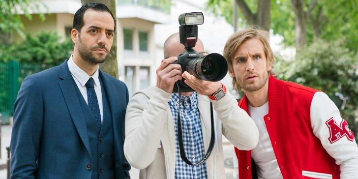 Bavte se s Lucernou: 2 vstupenky na francouzskou komedii Alibi na klíč