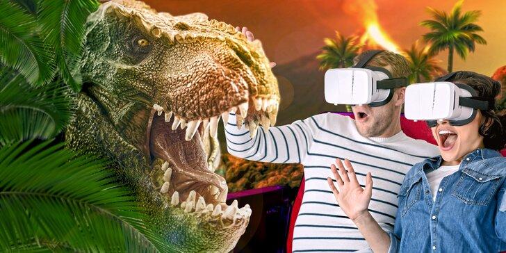 Vstupenka do 5D kina: Sledujte film dle výběru všemi smysly
