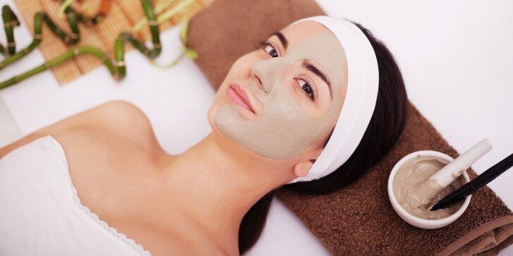 105 minut nabité kosmetické péče pro dámy včetně mikromasáže očního okolí
