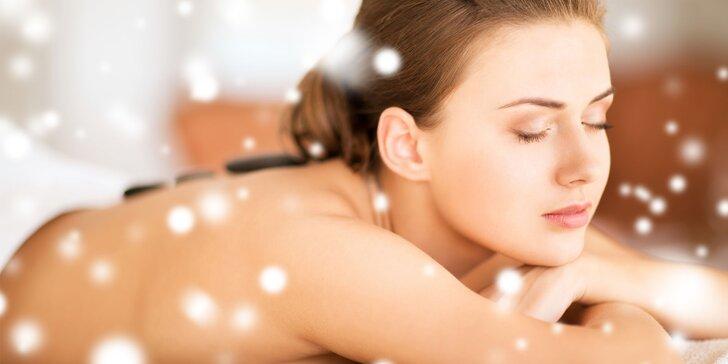 Zažijte naprosté uvolnění: masáž dle výběru z 5 druhů