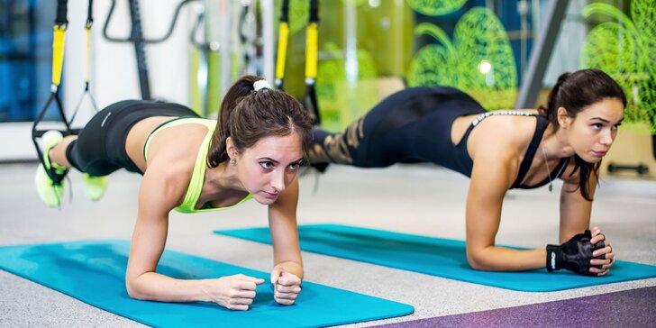 Efektivně a s vlastní vahou: Kurz cvičení na závěsném posilovacím systému