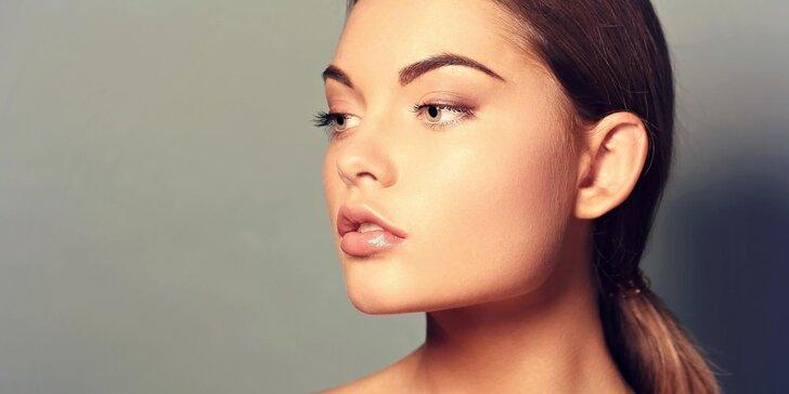 Kompletní kosmetické ošetření podle typu pleti