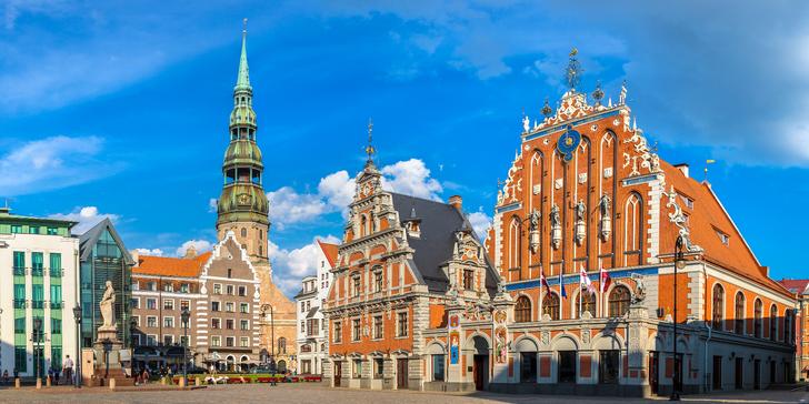 Poznávací zájezd do Litvy a Lotyšska vč. ubytování na 3 noci se snídaní a průvodce