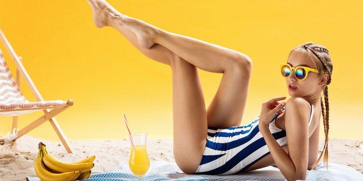 Nachytejte trochu bronzu: 15 minut opalování nebo nabitá permanentka do solária