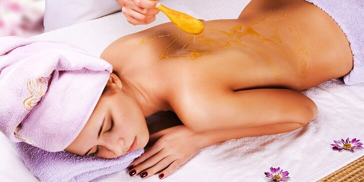Uvolňující masáže dle výběru: 30 nebo 90 minut blahodárného oddechu