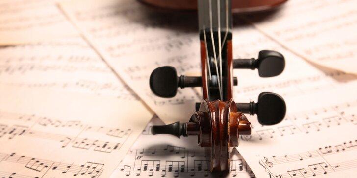 Novoroční koncert: Mozartova Korunovační mše U Salvátora