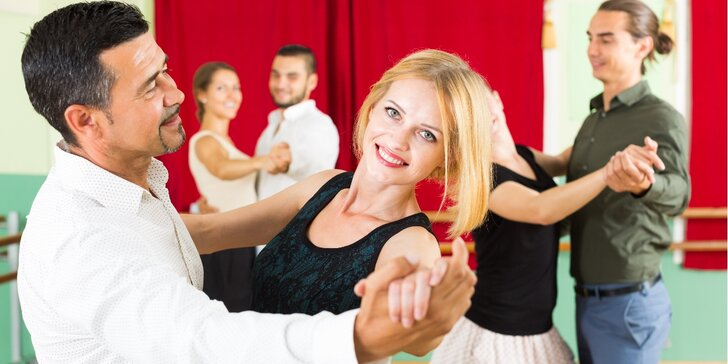 Taneční, do kterých nemusíte v obleku: kurz pro začátečníky a pokročilé