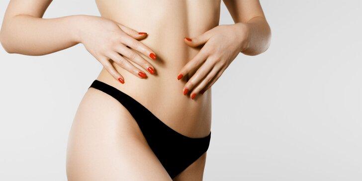 Ošetření těla galvanickou žehličkou - délka ošetření dle výběru