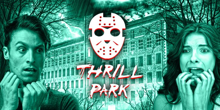 Hrůzu nahánějící zážitky v děsivém Thrill Parku: zombíci, psychopat i temný sklep