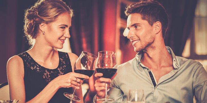 Valentýnský pobyt v Beskydech s privátním wellness a romantickou večeří