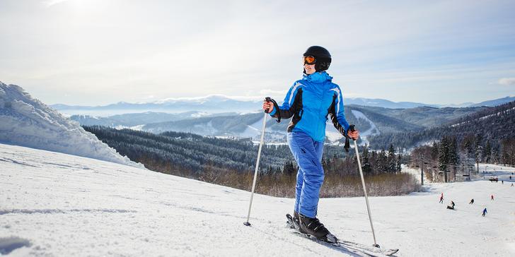 Zima na horách: 3–6 dní v zasněžených Krkonoších s polopenzí a saunou