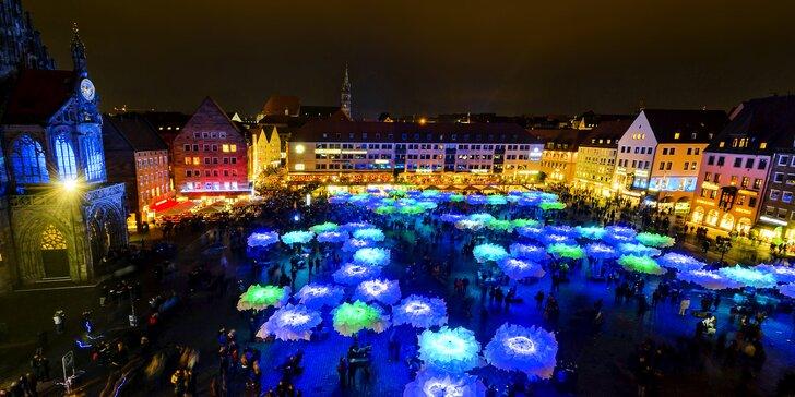 Modrá noc 2018: výlet na kulturní festival a prohlídka historické části Norimberku