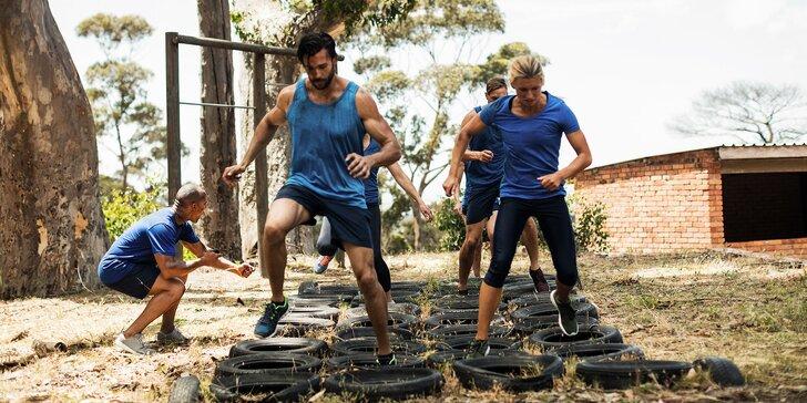 Dejte si do těla na Bootcampu: 1 nebo 12 tréninků, které vás dostanou do formy