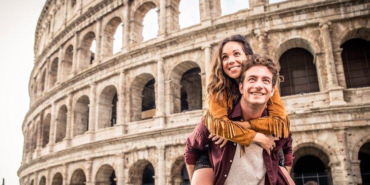 Semestrální jazykové kurzy italštiny ve skupině nebo individuálně