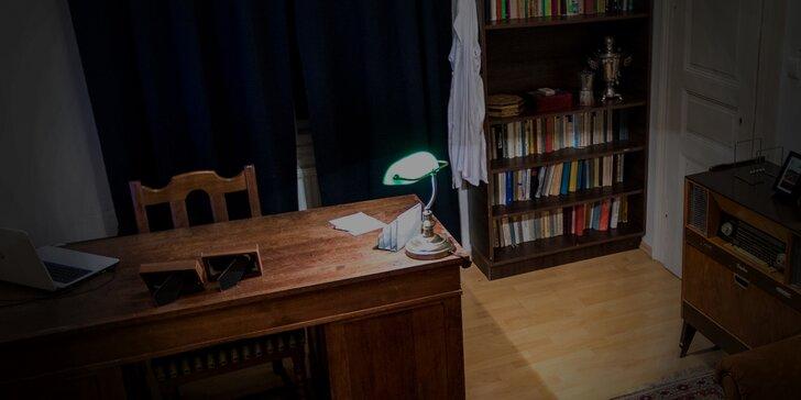 Profesorova pracovna: nejlépe propracovaný příběh v Praze